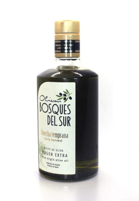 aceite oliva virgen cosecha temprana