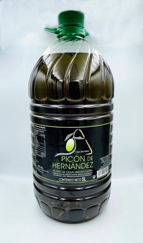 aceite oliva virgen Pozo Alcon